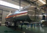 Для тяжелого режима работы Dongfeng Топливная автоцистерна с 50-55 Kl масляный бак прицепа
