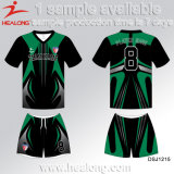 Healong New Dye Sublimated Printed Club Soccer Jersey