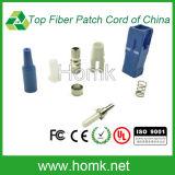 Connettore di fibra ottica di SC/PC 3.0mm