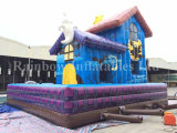 Kids를 위한 2016 최신 Sale Hallowmas Holiday Bouncy Castle House
