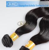Peruanisches Remy Haar, Menschenhaar-Extensions-natürliches Jungfrau-Peruaner-Haar
