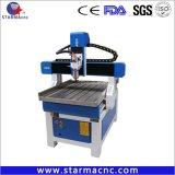 De mini 6090 3D CNC Machine van de Router van het Metaal