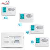 Digitalanzeigen-Hauptheizungs-drahtloser Raum-Thermostat mit Gas-Dampfkessel