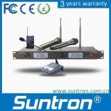 Microphones sans fil UHF Multicanal Suntron