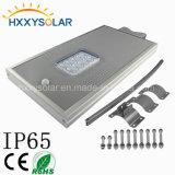 Installation facile 15W tout dans un éclairage routier solaire de DEL