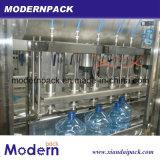 Maquinaria de llenado de agua de barril de alta velocidad 1gallon 5L