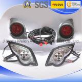 Un buen kit de luz LED de la unidad de la luz de automoción para el carro de golf