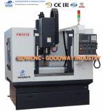 Herramienta vertical de la fresadora de la perforación del centro de mecanización del CNC para el metal que procesa Vmc3020