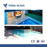 قسم [8مّ] [10مّ] [12مّ] زجاج يليّن زجاج لأنّ [سويمّينغ بوول] سياج ودرجات سياج