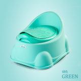 Entrenamiento insignificante plástico del asiento de tocador para el bebé
