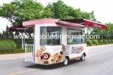 De nieuwe Mobiele Bestelwagen/de Vrachtwagen van het Voedsel voor Verkoop