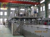 Capa de gel de stock del proveedor FRP hojas planas que hace la máquina