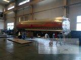 HOWO 3の車軸アルミ合金の燃料かオイルまたはディーゼル半輸送のタンカーのトレーラー40cbm 40000L