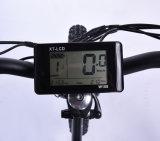 Una E-Bici piegante elettrica da 20 pollici con la batteria di litio