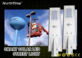 Горячая продажа 60W все в один светодиод солнечного света в саду с 5-Years-Warranty