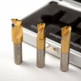 PC 3. Conjunto Titanium del dígito binario de taladro de la autógena de punto del HSS Co
