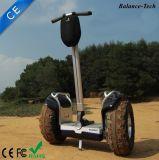19 duim Twee Geborstelde Motor van de Autoped van het Saldo van het Wiel de Slimme Elektrische 2400W Elektrisch van de Autoped van de Weg