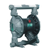 두 배 격막 펌프를 투약하는 Rd 25 Flocculant 화학제품