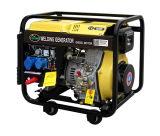 1.8kVA luchtgekoelde Diesel van het Lassen Generator