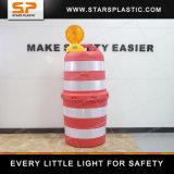 Используемый бочонок контроля над трафиком дороги барьера аварии дороги