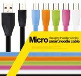 고속 Mutiple는 마이크로 포트를 위한 1.5m USB 케이블을 착색한다