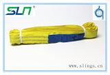 2018 Ce/GSの無限の黄色3t*10mの円形の吊り鎖