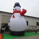 Pupazzo di neve gonfiabile di natale di vendita calda (CS-058)