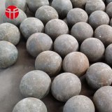 La bola de acero forjado de 40 mm para la minería del cobre