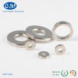 Starker Lautsprecher-Magnet-Ring-geformte gute seltene Massen-Materialien