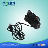 Mini Portable tarjas magnéticas de leitor de cartão de crédito