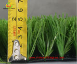 Gazon artificiel semblant durable et normal d'herbe pour la concurrence du football de premier niveau