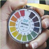 Fabbrica trasparente di /Chinese della striscia 4.5-9.0 della saliva & dell'esame delle urine della carta reattiva della casella pH pH