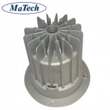 La precisione su ordinazione di alta qualità di fabbricazione di alluminio la ventola della pressofusione