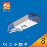 Fabricante 80W Bridgelux chips Meanwell conductor del LED luz de calle
