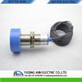 El interruptor del sensor de proximidad inductivos de capacitancia LM480.