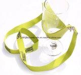 Titular de la copa de vino de calidad superior cordón