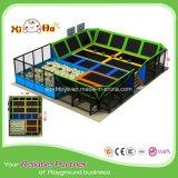 Bande élastique Professional Mini-trampoline hexagonal avec boîtier