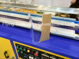 Автоматическая гибочная машина PVC PP Acrylic с двойными подогревателями