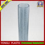 Spirale clair de haute qualité du fil en acier flexible en PVC renforcé