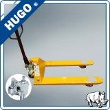 Forklift do manual do caminhão de pálete da mão de 3ton Hydralic
