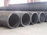 Tubo d'acciaio rotondo del carbonio Q235B S235jo per illuminazione pali