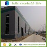 Programma chiaro prefabbricato isolato di progetto di costruzione della struttura d'acciaio