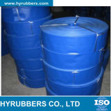 PVC Layflat 제국 크기 호스, 위치 편평한 PVC 호스 관