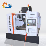 Vmc450 Tipo vertical de 3 ejes Centro mecanizado CNC Mini