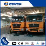 290HP CamionのShacman F2000 6X4 36200kgのダンプカートラックアルジェリア
