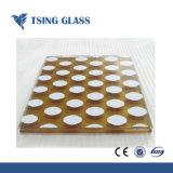 난간을%s 4.38-42.30mm 명확한 착색된 박판으로 만들어진 유리 또는 손잡이지주 또는 담 또는 층계