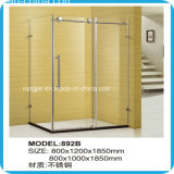 Ouverture de porte salle de bain Douche (A-892)