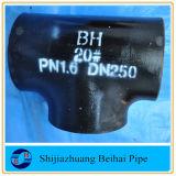 Un acero al carbono234 Wpb Sch40 Las lsm Montaje del tubo de la reducción de la t