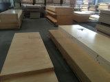Madera contrachapada del abedul de Rusia para los muebles hoja de 10 capas