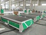 Muebles que hacen el ranurador 1325 del CNC de la maquinaria de carpintería con rotatorio